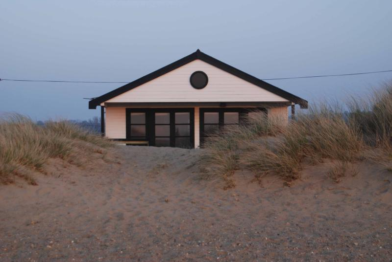 Beach House can be found just yards from the quiet sandy beach