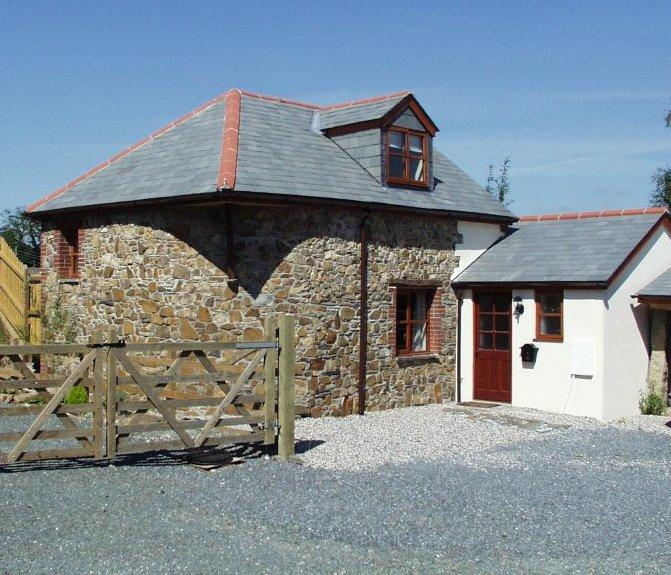 The Hayloft with parking