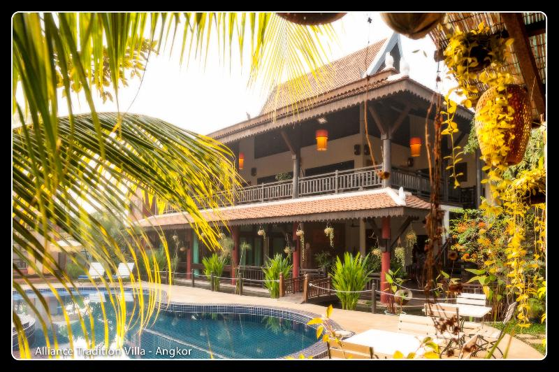 The Khmer House, a private and comfy Villa in Siem Reap - Angkor