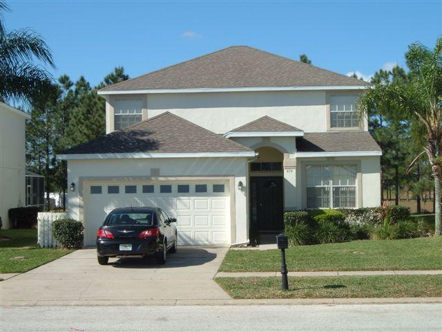 Villa in quiet residential location, just 15 minutes from Disney Parks