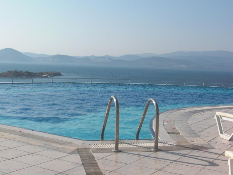 Dive Into the Infinity Pool Overlooking Our Private Beach Club If You Just Want to Cool Down
