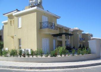 Situated in Coral Bay, Cyprus minutes from the beach and has wonderful mountain views
