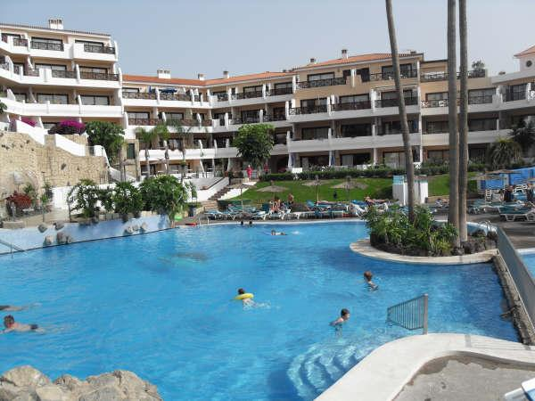 View overlooking Swimming Pool from Terrace