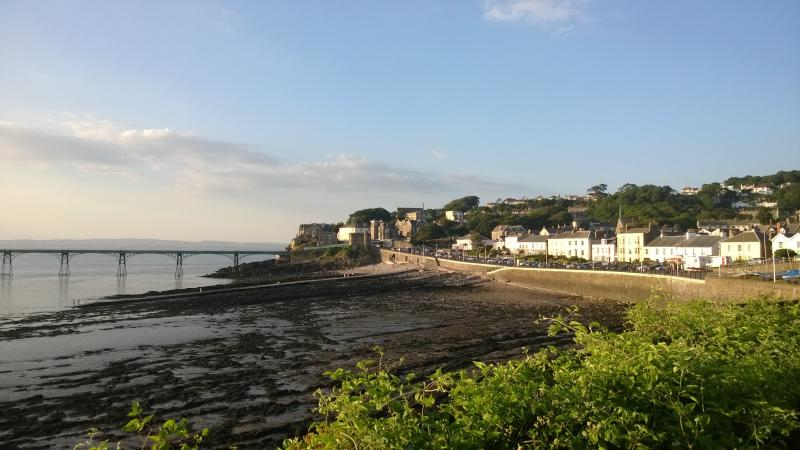 Clevedon....a hidden gem in the South West!