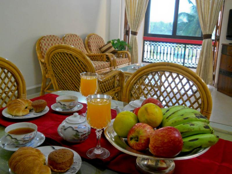 Make yourself a Sumptuous Breakfast..