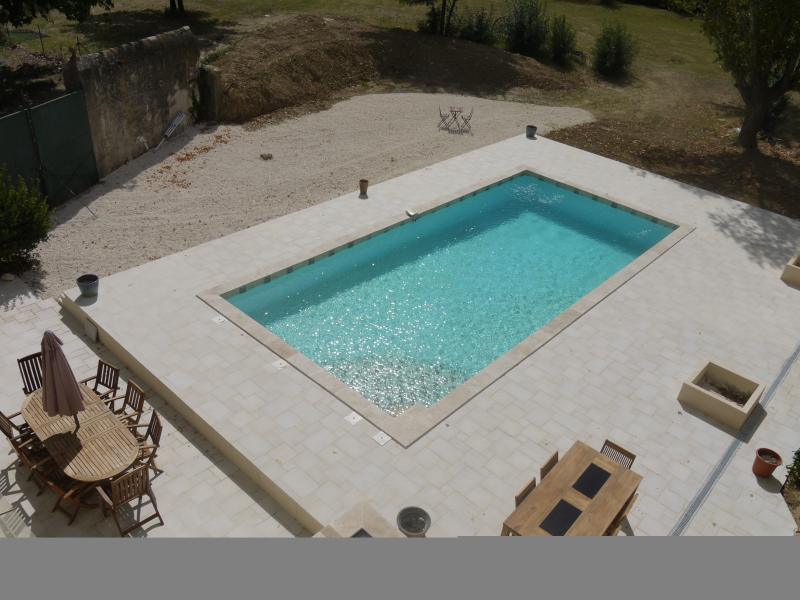 The Pool and Terrace