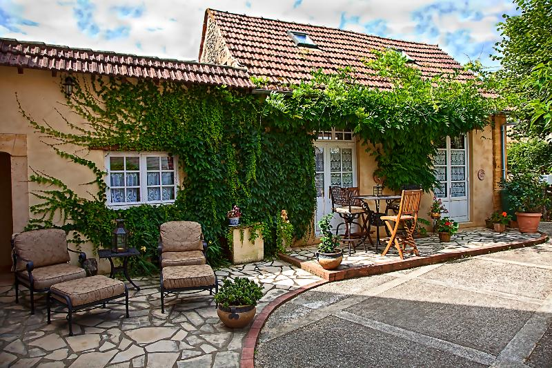 The lovely award winning Butterfly Cottage