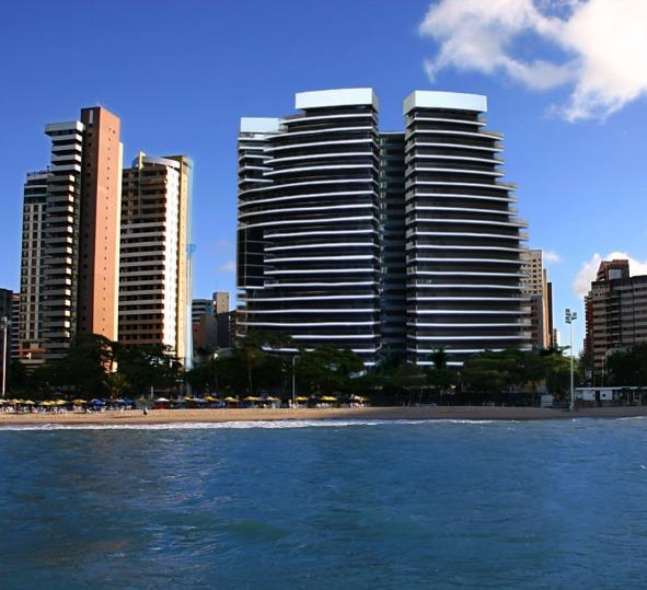 The best condo in Fortaleza with a huge recreation area and just some steps to the beach.