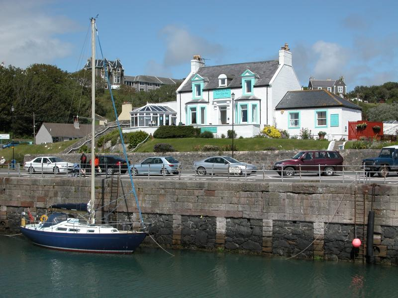 The Knowe at Portpatrick Harbour