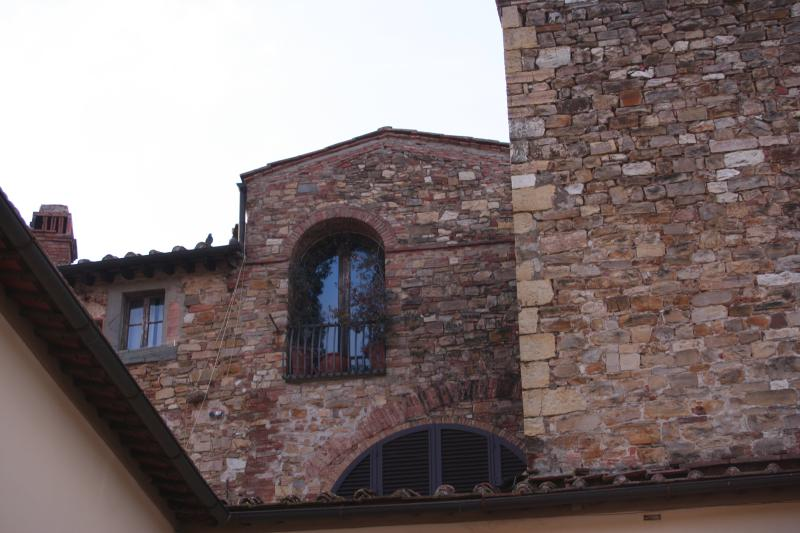 outside view of balcony