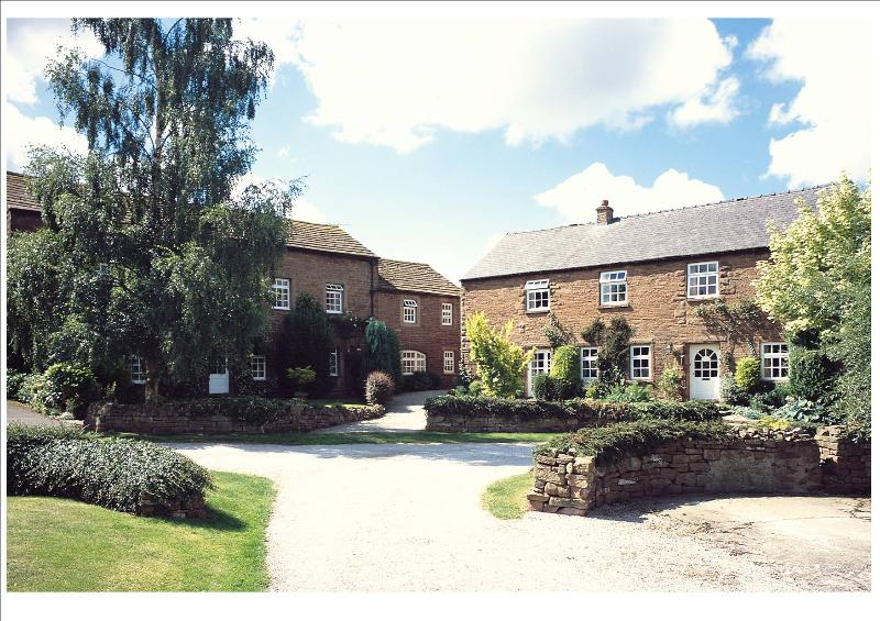 General view of Wetheral Cottages