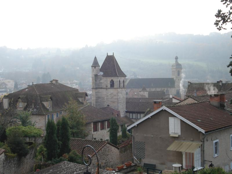 Figeac from church