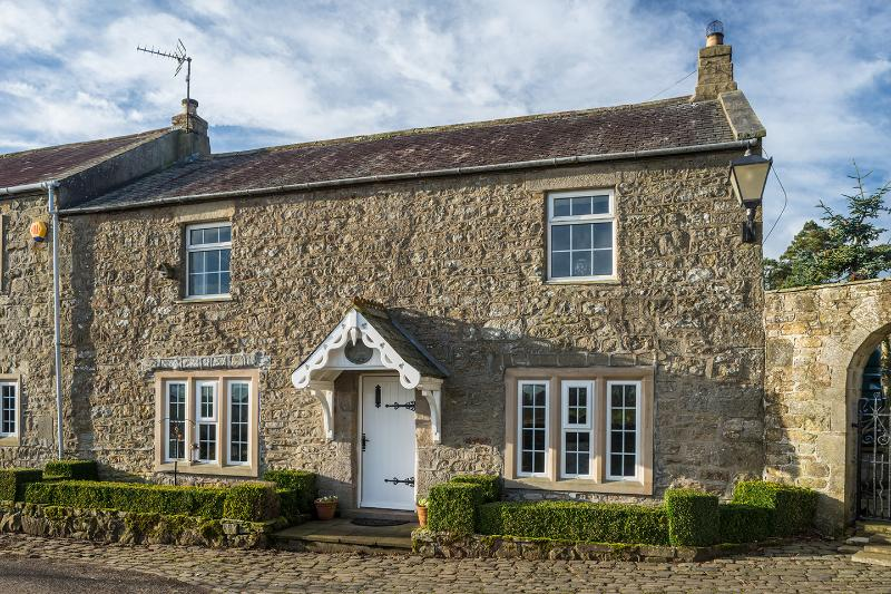 Pagecroft Cottage overlooks the South Tyne Valley