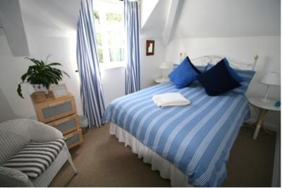 Cottage Apartment Bedroom