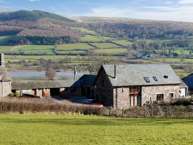 Set in the beautiful Brecon Beacons National Park