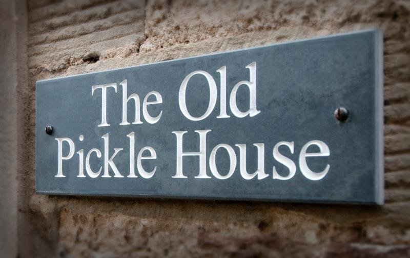 The Old Pickle House