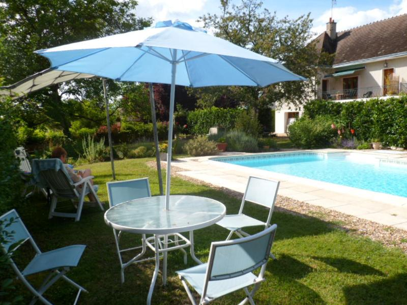 Welcome to Les Boisringons, view from the swimming pool