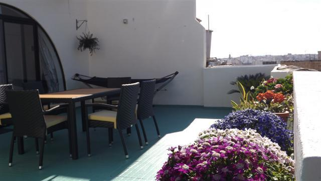 Lovely sun terrace