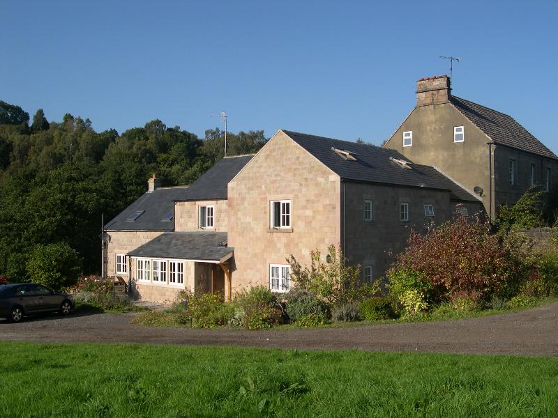 Exterior view of Pear Tree Farm