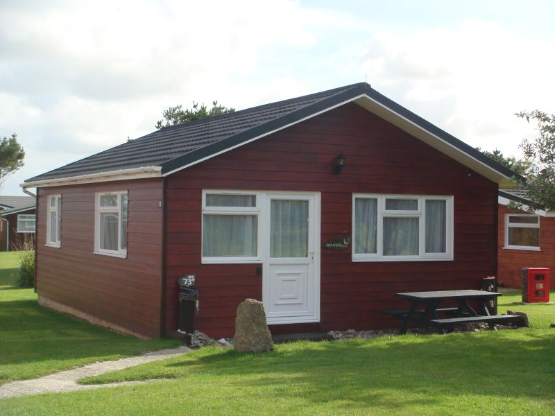 'Whimbrel' luxury chalet