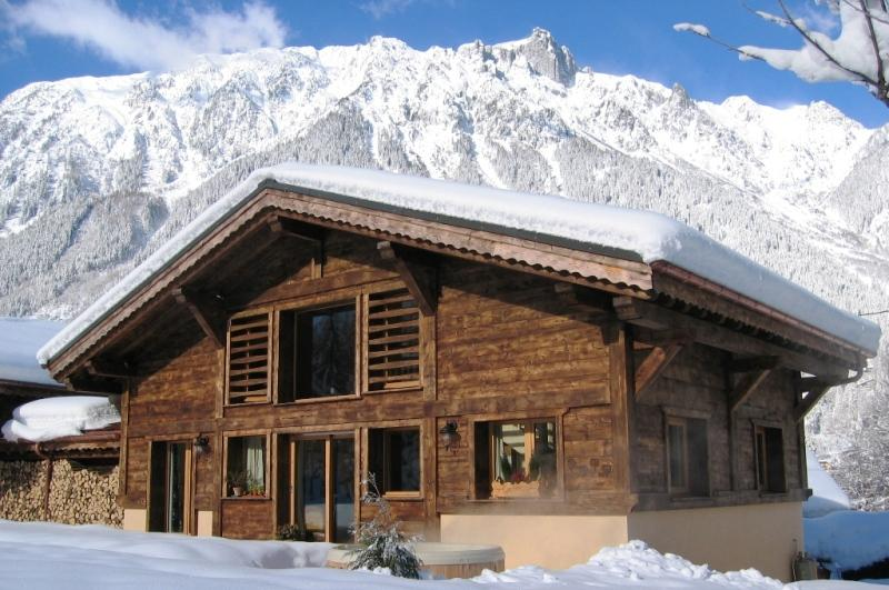 Winter at Chalet Chimere