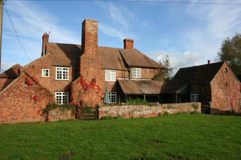 Farmhouse Rear Photo
