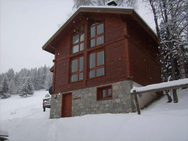 Ski-in / ski-out self-catered chalet