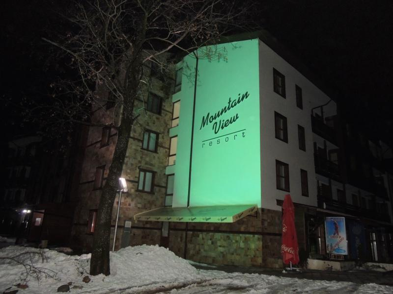 Mountain View Apartment Complex