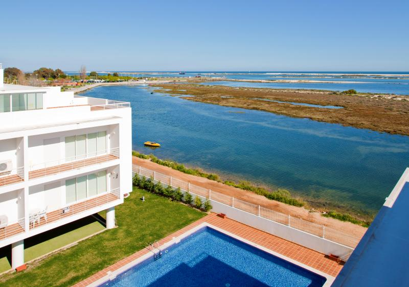 Formosa Village , Ria Formosa Natural Park view