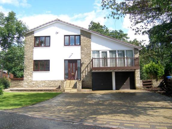 Sealladh Mor - Executive 4 bed detached house on banks of River Irvine (fishing rights inlcuded)
