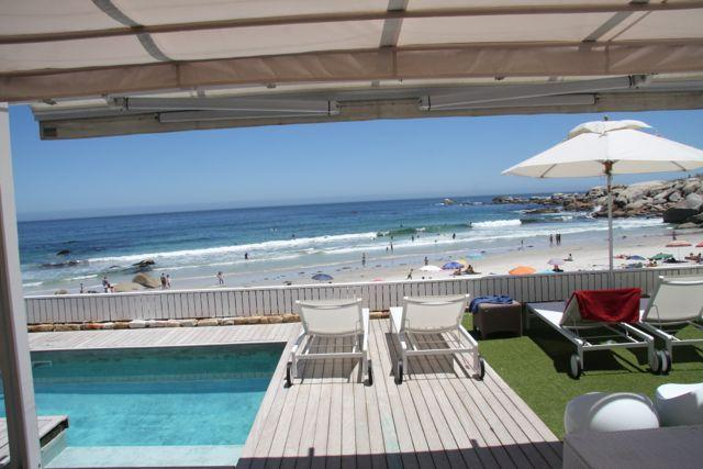 Camps Bay - Glen Beach House