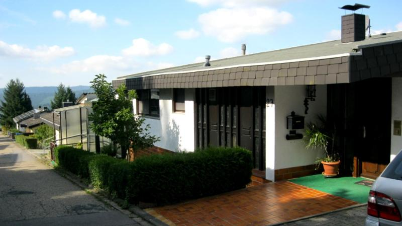 Front view of house Carmenas