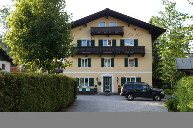 Villa Anna in the center of Kitzbühel