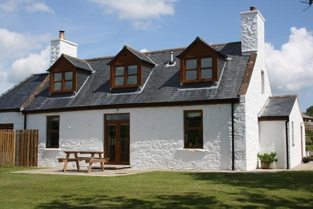 Drumfad Holiday Homes, luxury self catering accommodation