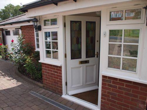 A inviting home away from home awaits you in Crowborough