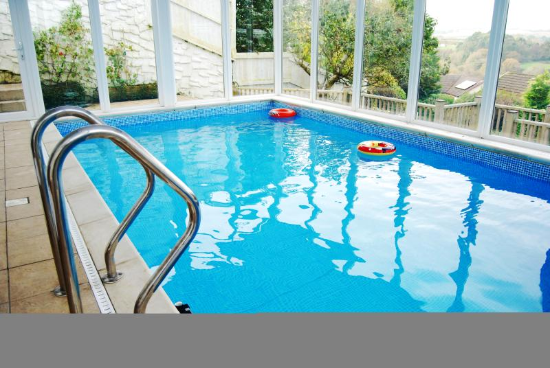 Oceana Private Heated Swimming Pool with Jacuzzi