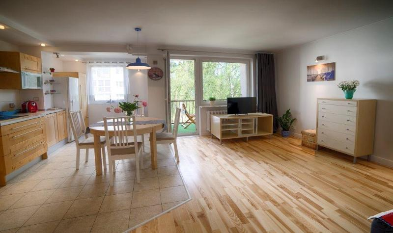 spacy and cosy living area