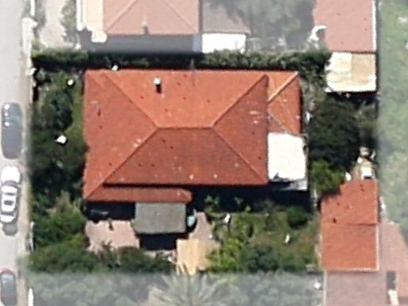 Top view of casaSergio