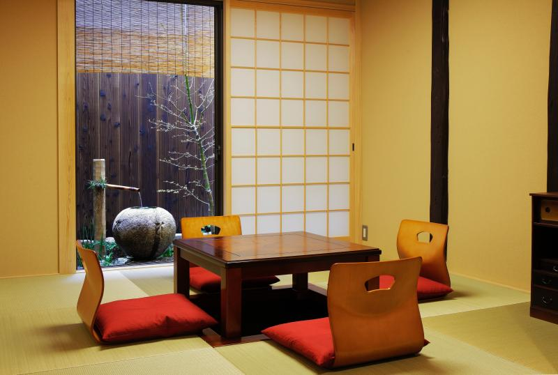 Blending traditional Japanese style with contemporary design