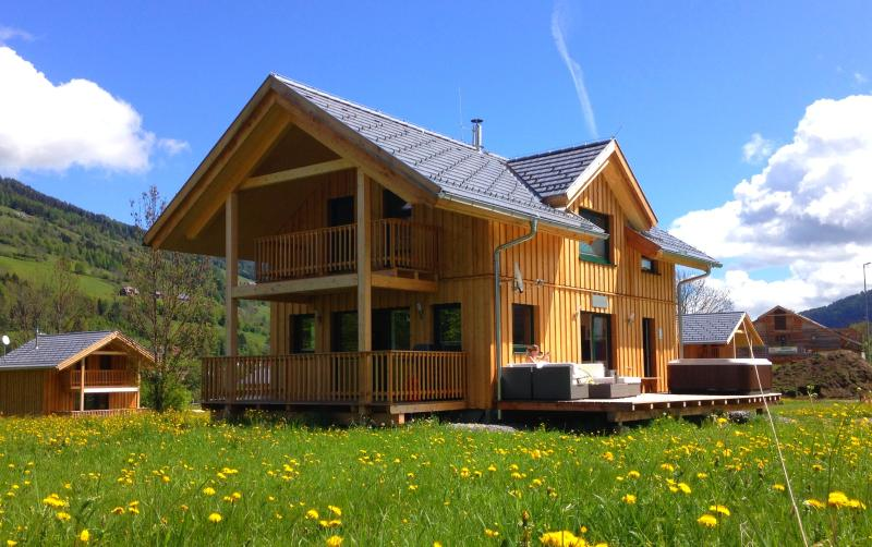 LorenzoLodge - your exclusive wellness chalet
