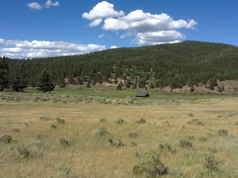 Carson National Forest and the House