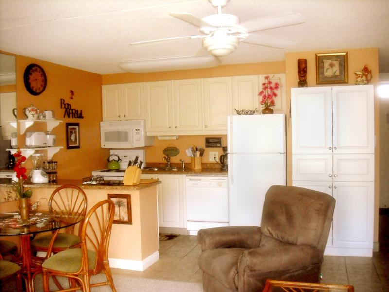 Fully Equipped New kitchen appliances, countertop, deep well sink & faucet
