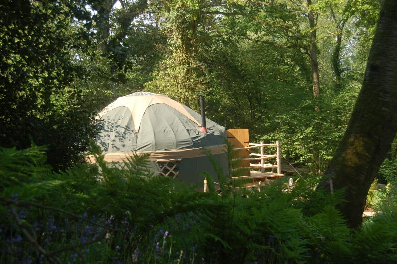 'poppet' the yurt