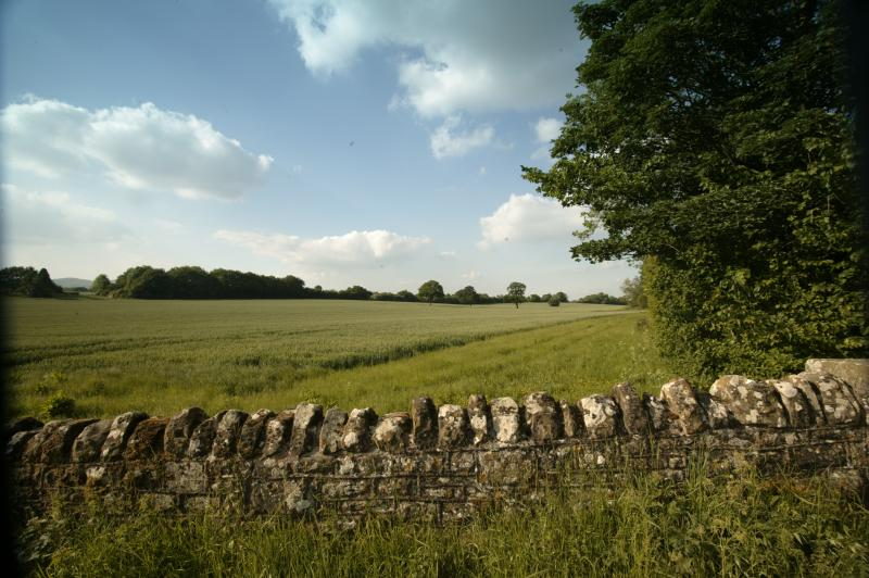 Stunning Views from Eaton of Shropshire Countryside