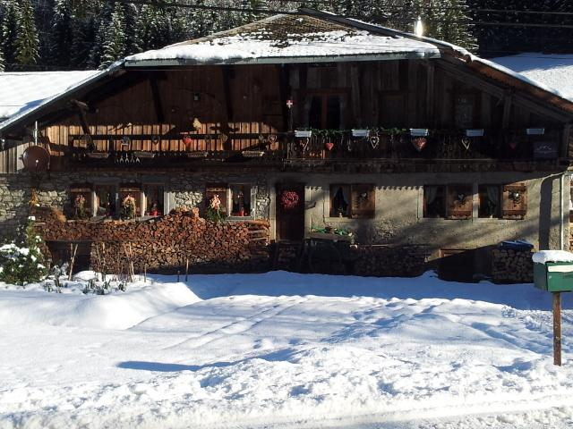 Authentic 200 year old chalet - fully renovated with large open plan living area