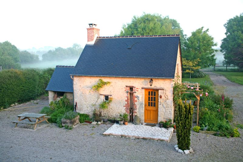 Our sweet cottage...perfect for 2