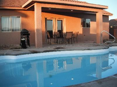 Home near Zion National Park 4 Bedroom, 2 Bathroom with private backyard swimming pool $200/night