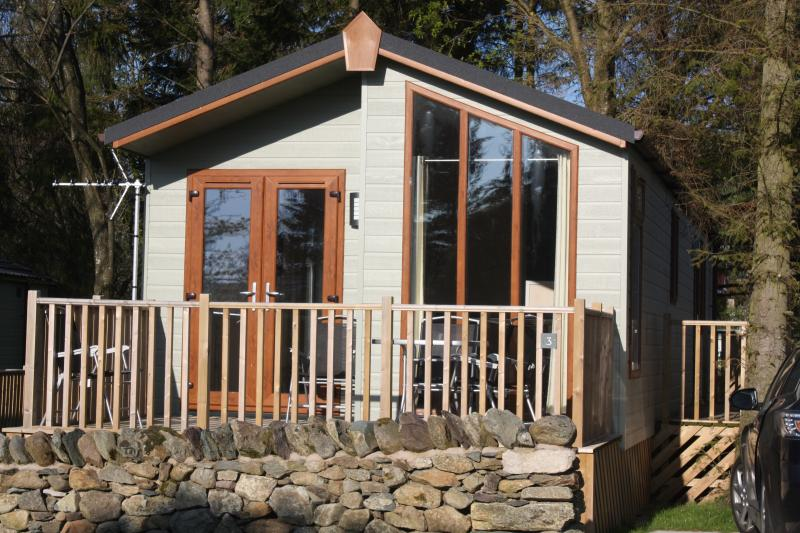 Two bedroom Lodge