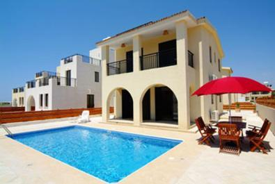 Villa Alannah - just minutes from the beach