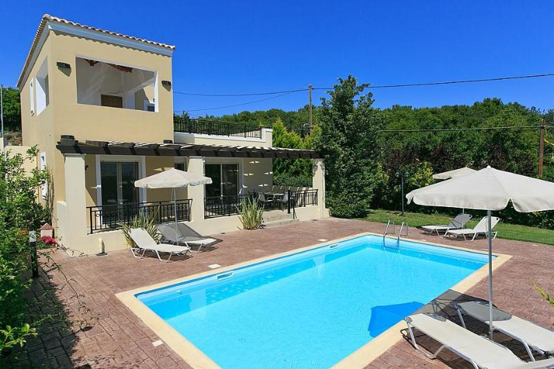 Modern and stylish villa with 3 bedrooms and private pool